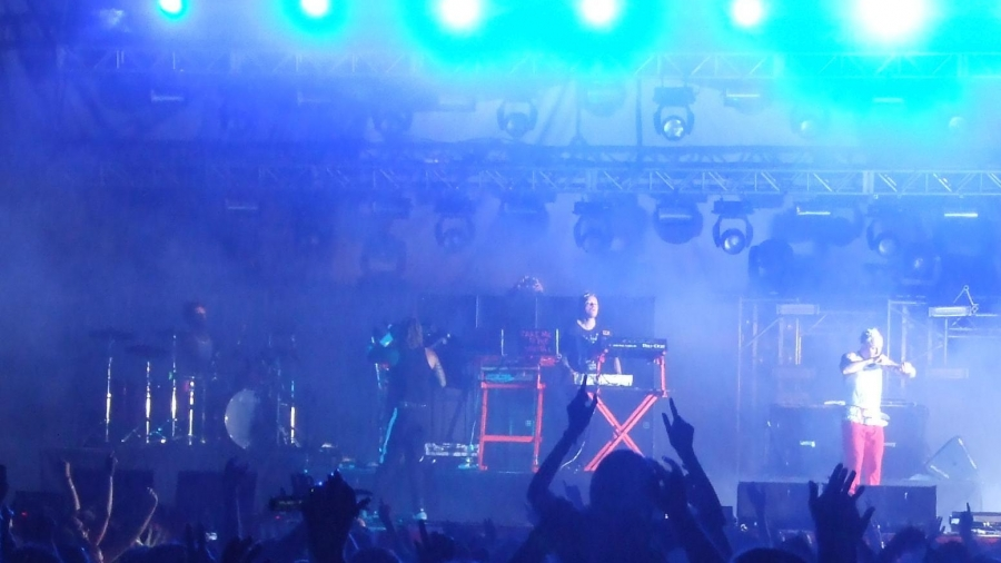 The_Prodigy_live_in_Romania